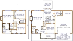 small_Reidville - Floor Plans