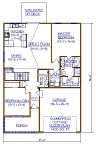 small_Summerfield Cottage - Floor Plan